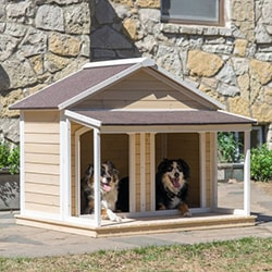 Boomer & George Duplex Dog House
